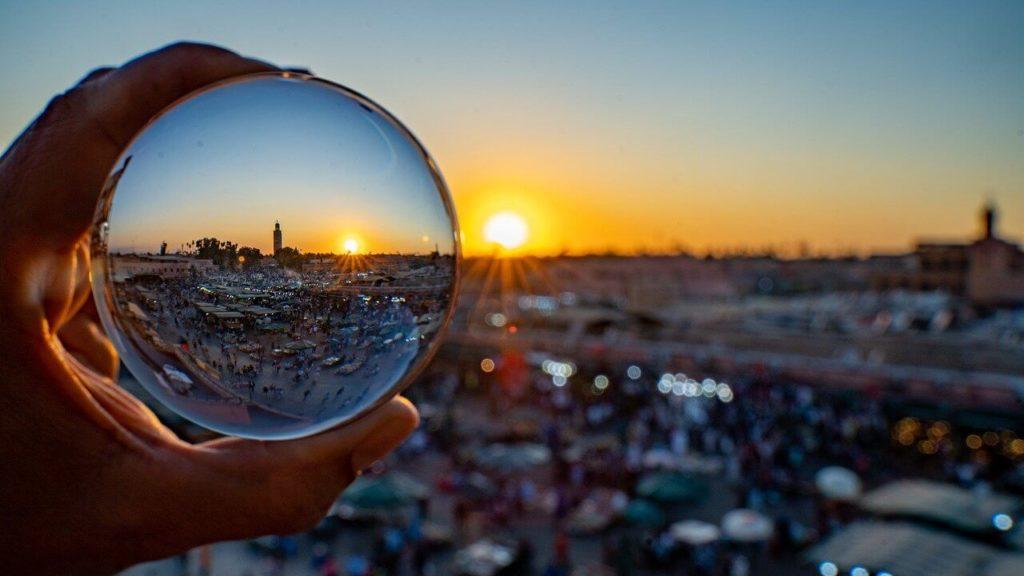 モロッコ マラケシュ 観光