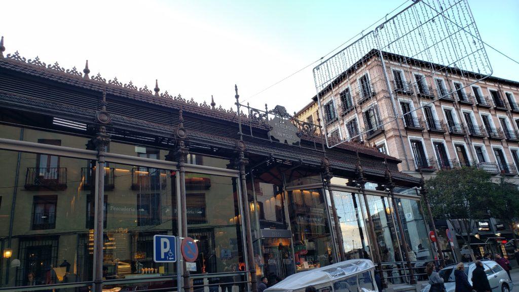 Mercado de San Miguel(Madrid)