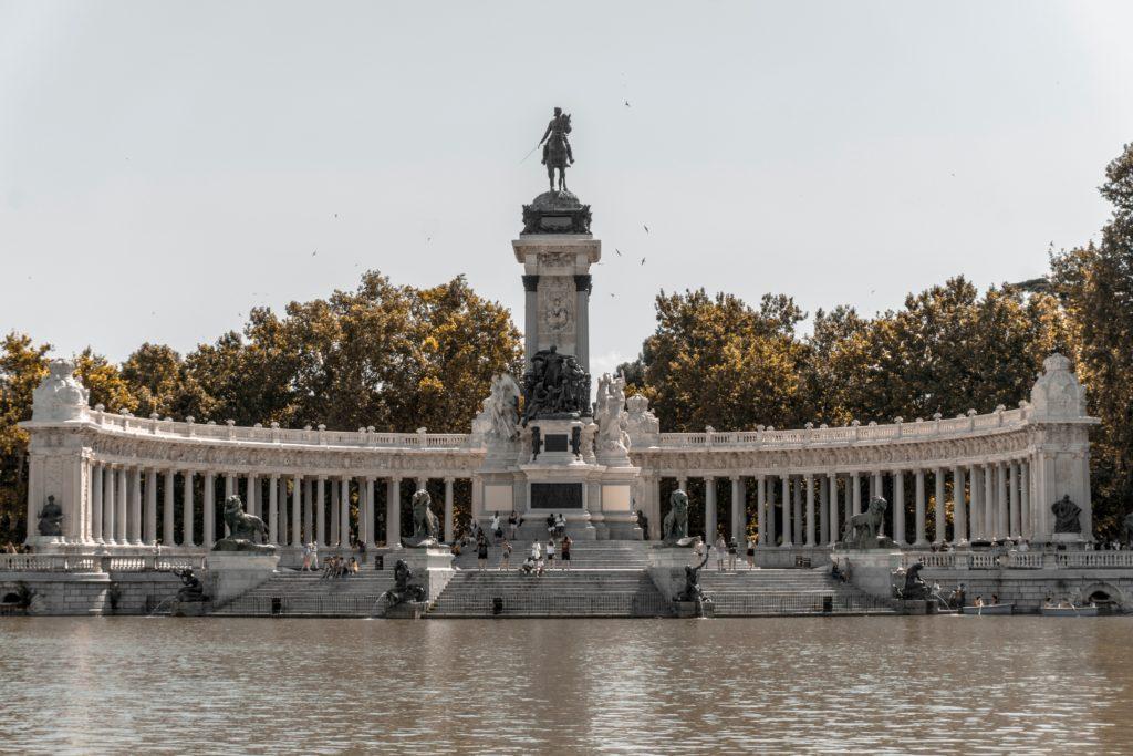 Parque del Retiro(Madrid)