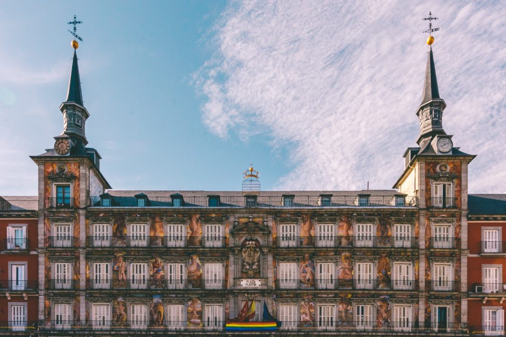 Plaza Mayor(Madrid)