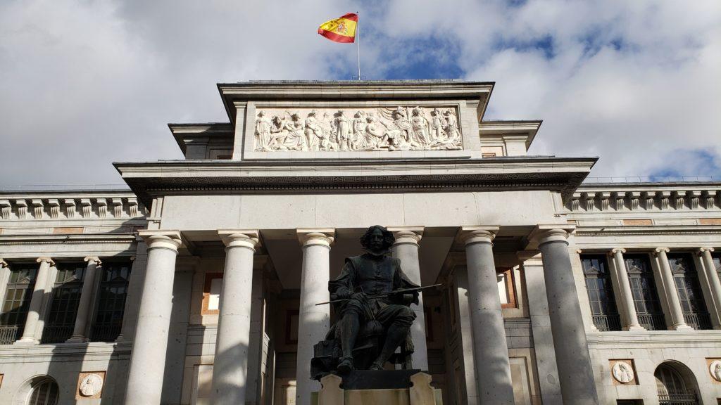 Museo Nacional del Prado(Madrid)