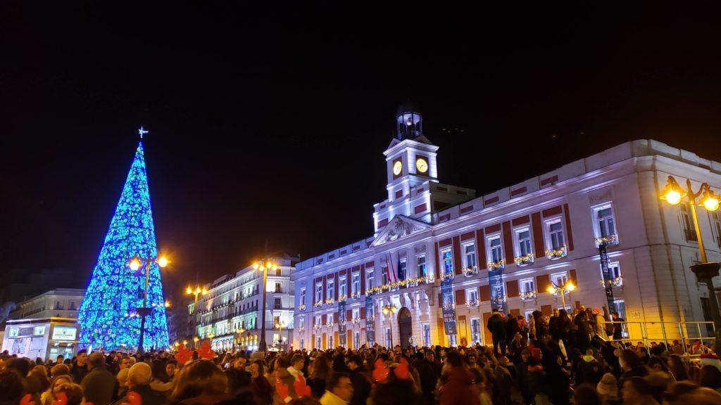 Puerta del Sol(Madrid)