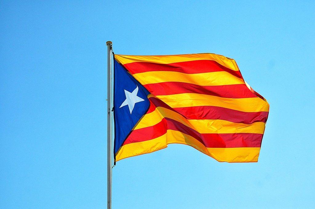 カタルーニャのバルセロナ