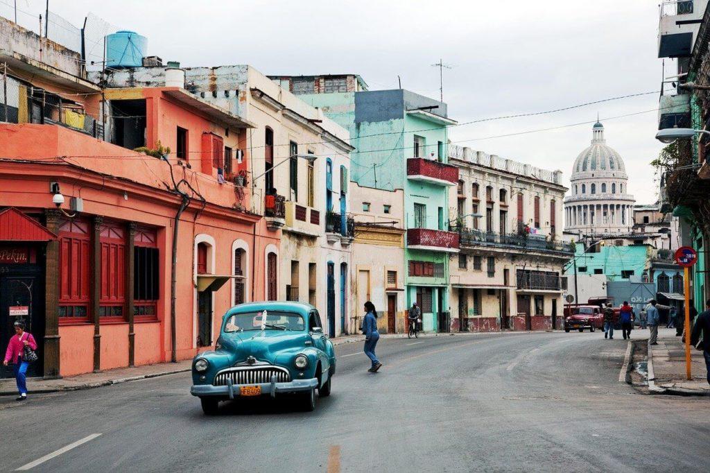 今のキューバ