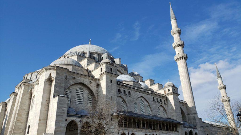 スレイマニ・モスク トルコ