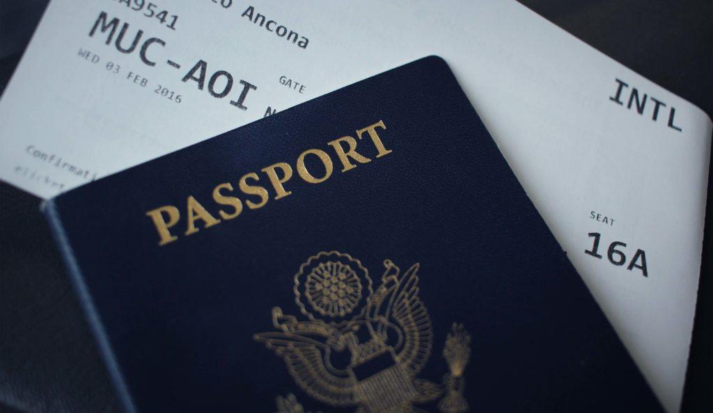 海外旅行 荷物