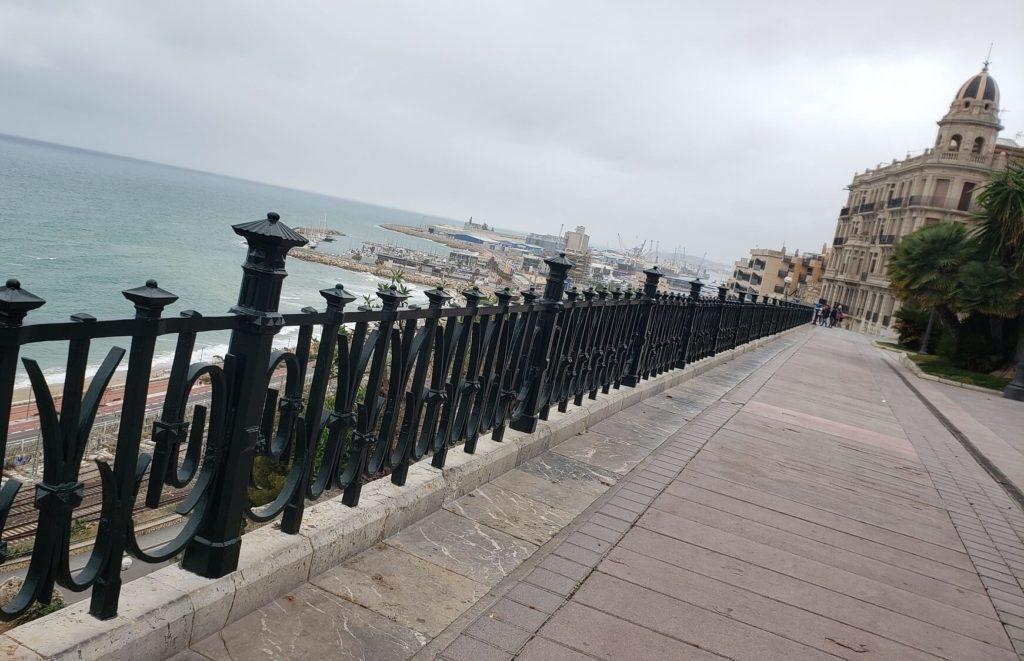 タラゴナ 地中海