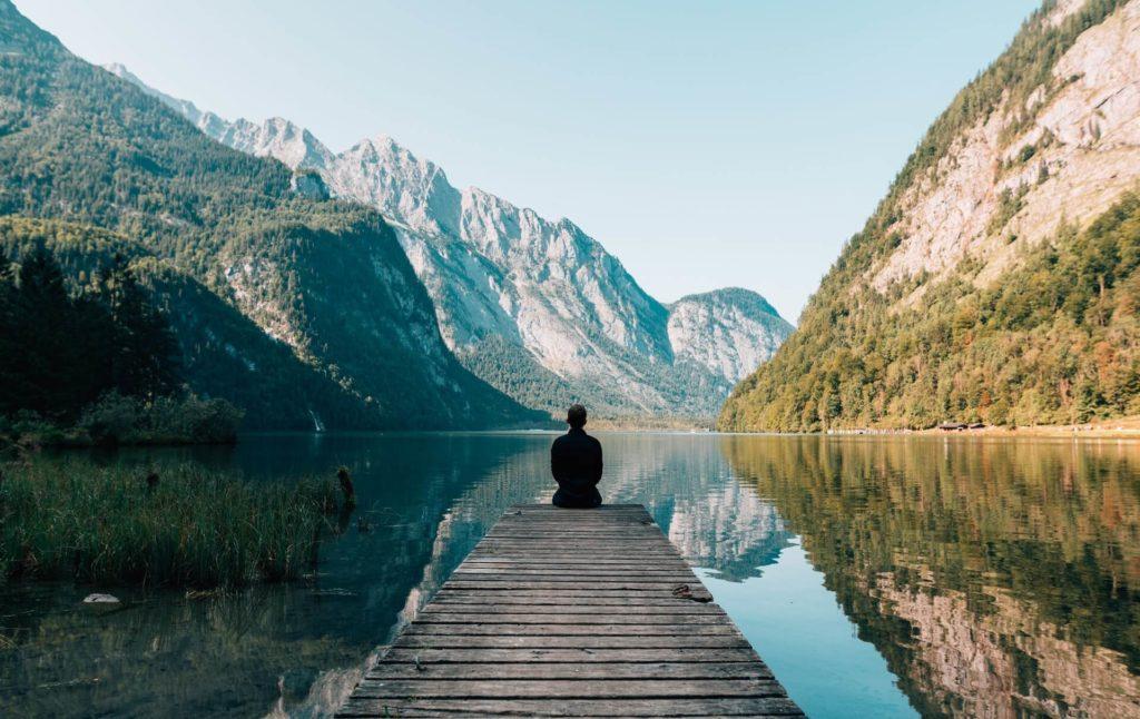 生きる 瞑想