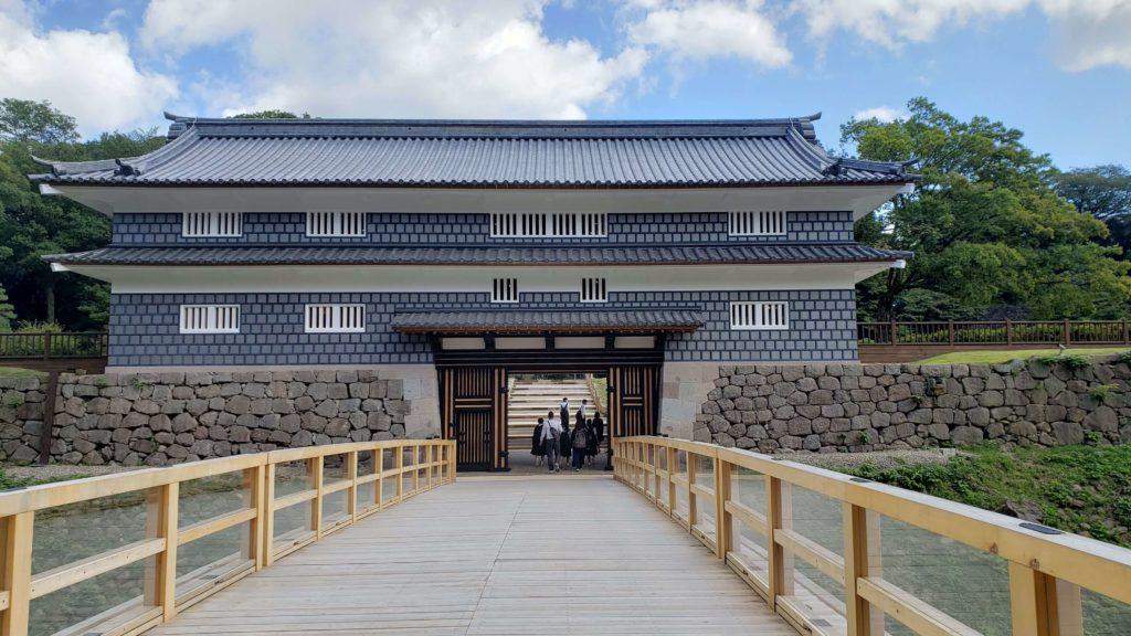 金沢 観光 金沢城