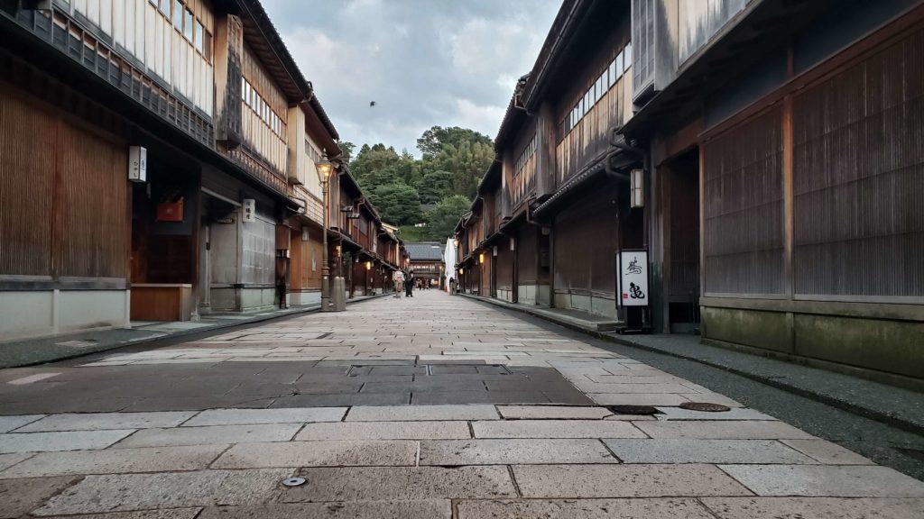 金沢 観光 ひがし茶屋街