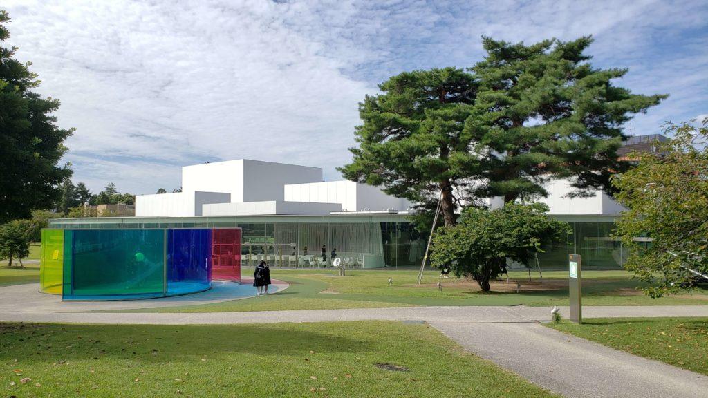 金沢 観光 21世紀美術館