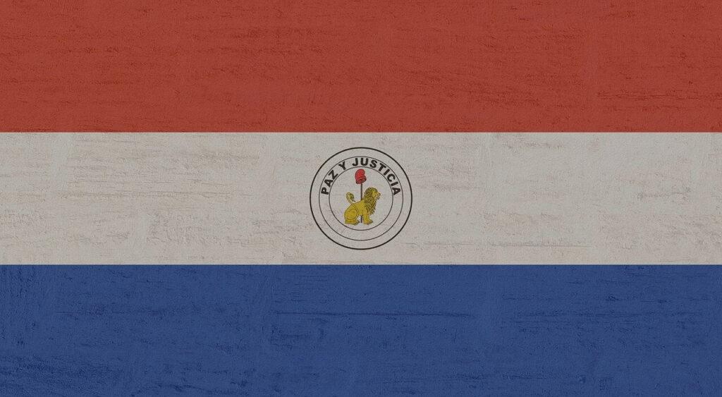 パラグアイの国旗