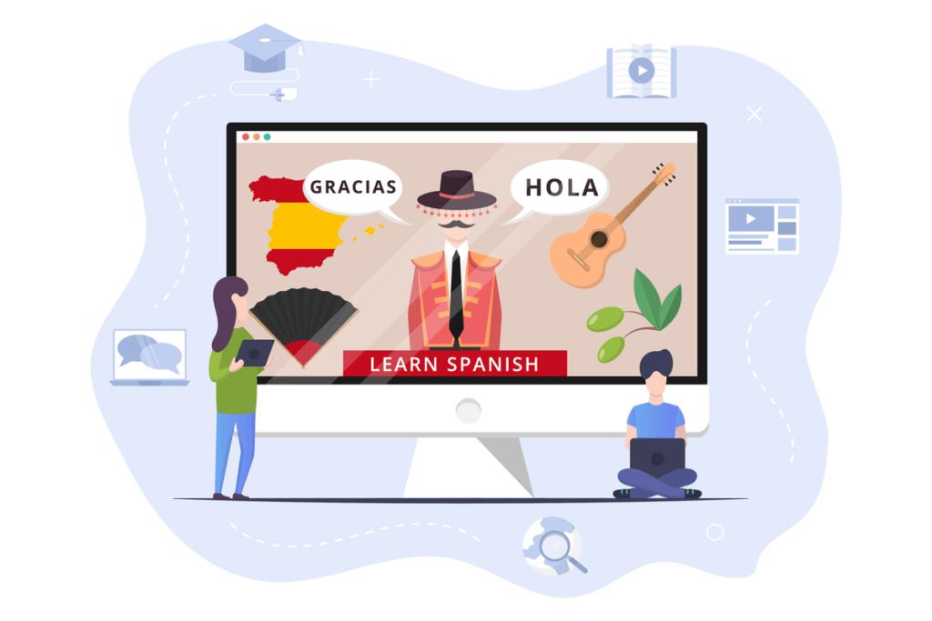 語 で は スペイン ごめんなさい